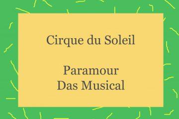 Paramour - Das Musical - kultur4all.de