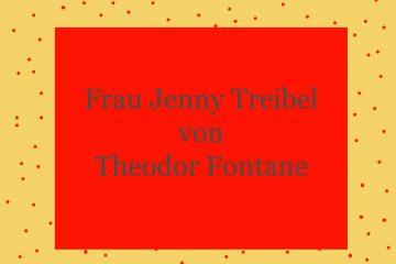 Frau Jenny Treibel von Theodor Fontane - kultur4all.de