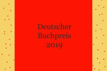 Deutscher Buchpreis 2019 - kultur4all.de