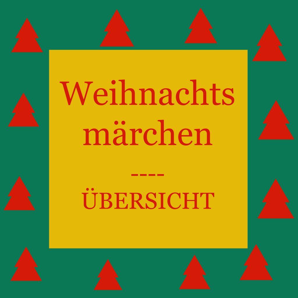 Weihnachtsmärchen - Übersicht - 2019 - kultur4all.de