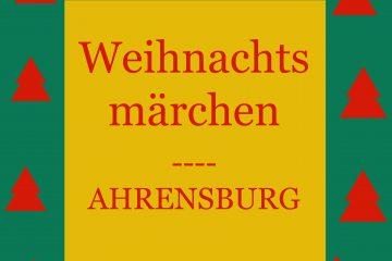 Weihnachtsmärchen Ahrensburg - kultur4all.de