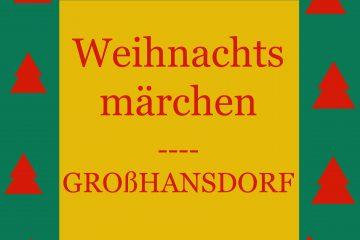 Weihnachtsmärchen Großhansdorf - kultur4all.de