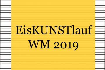 Eiskunstlauf WM - kultur4all.de