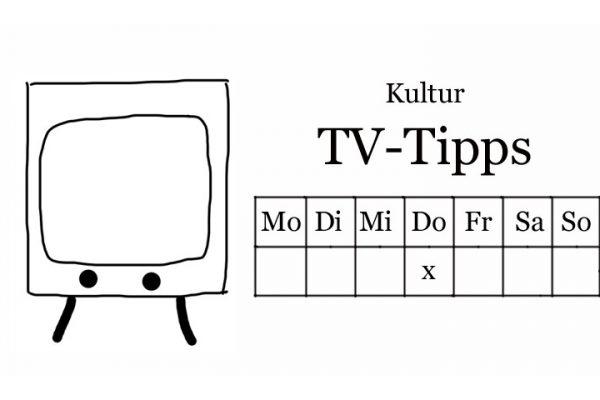 Kultur TV-Tipps Donnerstag - kultur4all.de