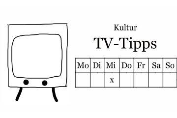 Kultur TV-Tipps Mittwoch - kultur4all.de