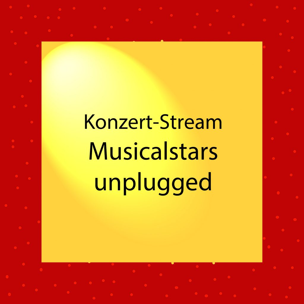 Musicalstars unplugged - Strem - kultur4all.de